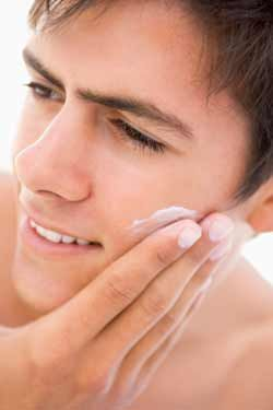 crema humectante hombres