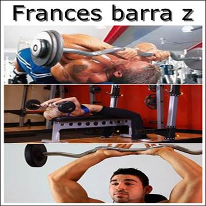 Press Francés con barra Z